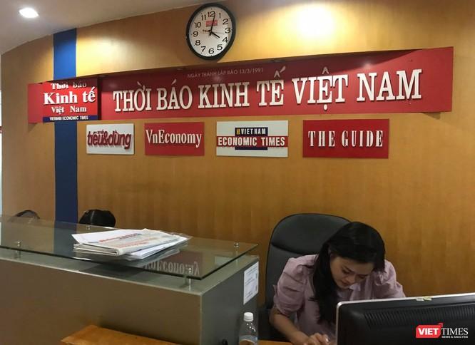 Chuyện gì đang xảy ra tại Thời báo Kinh tế Việt Nam? ảnh 1