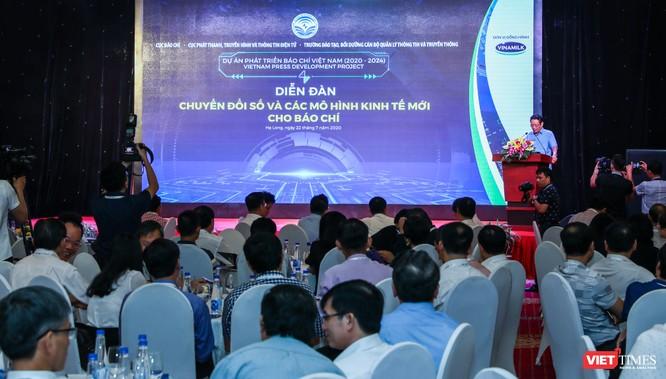 Mô hình mới nào sẽ mở đường cho báo chí Việt Nam phát triển? ảnh 2