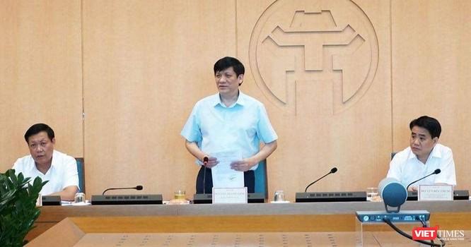 Hà Nội: 75.000 người trở về từ Đà Nẵng bắt đầu được xét nghiệm bằng PCR trong chiều nay ảnh 2