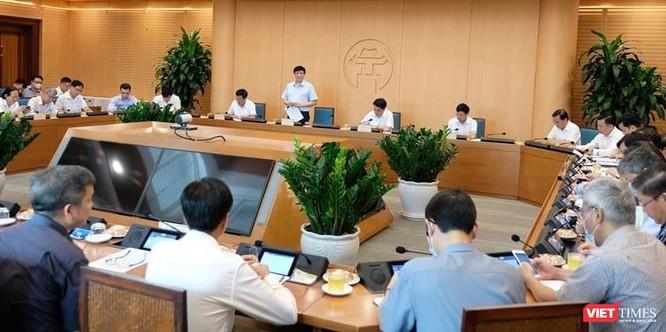Hà Nội: 75.000 người trở về từ Đà Nẵng bắt đầu được xét nghiệm bằng PCR trong chiều nay ảnh 1