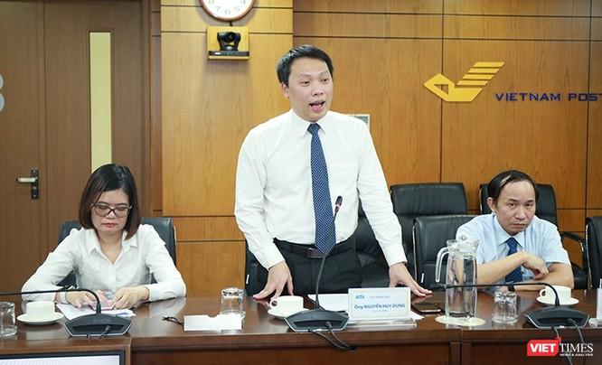 Cục Tin học hóa và Vietnam Post bắt tay xây dựng hình mẫu DN Việt chuyển đổi số thành công ảnh 1