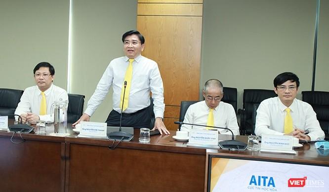 Cục Tin học hóa và Vietnam Post bắt tay xây dựng hình mẫu DN Việt chuyển đổi số thành công ảnh 2