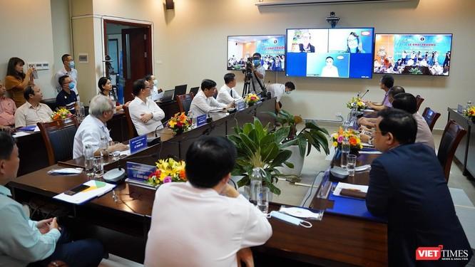 BV Nhi Trung ương hỗ trợ nhiều ca bệnh khó trên cả nước thông qua hệ thống Telehealth ảnh 2