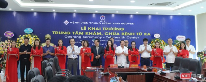 Thái Nguyên kết nối khám, chữa bệnh từ xa với 13 tỉnh thành phía Bắc ảnh 1