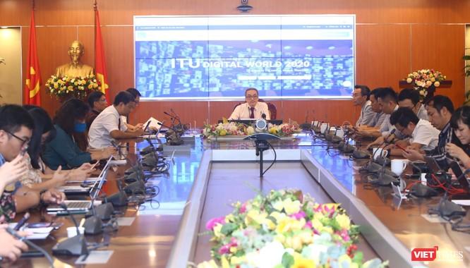 DN Việt được ưu đãi khi tham gia triển lãm trực tuyến Thế giới số 2020 ảnh 1