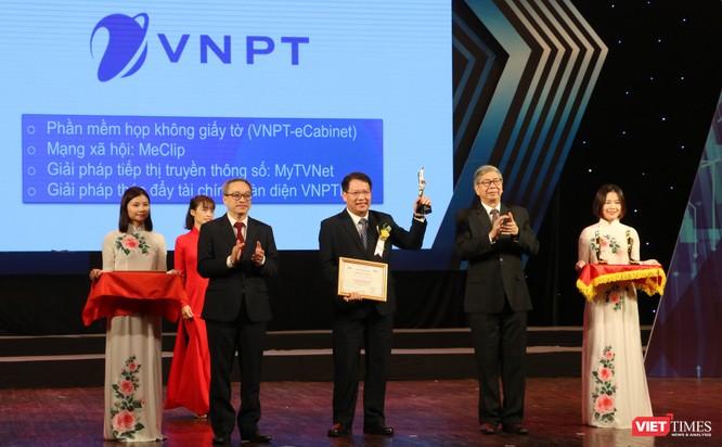 Giải thưởng Chuyển đổi số Việt Nam: Ngời lên niềm tin Việt Nam trở thành quốc gia số tiên tiến ảnh 8