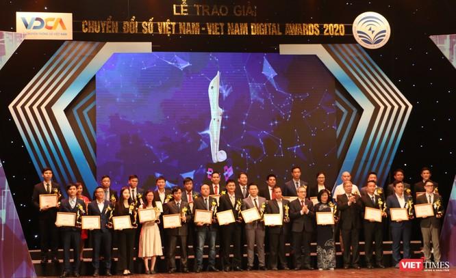 Giải thưởng Chuyển đổi số Việt Nam: Ngời lên niềm tin Việt Nam trở thành quốc gia số tiên tiến ảnh 5