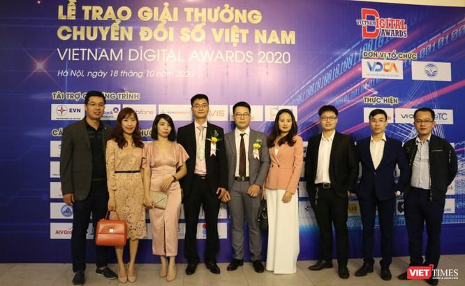 Giải thưởng Chuyển đổi số Việt Nam: Ngời lên niềm tin Việt Nam trở thành quốc gia số tiên tiến ảnh 9