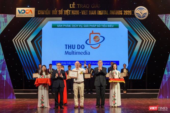 """Hai giải pháp bảo vệ bản quyền nội dung số và truyền dẫn độ trễ thấp """"Make in Vietnam"""" được vinh danh ảnh 1"""