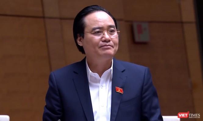 Phó Thủ tướng Vũ Đức Đam: Đã thay Chủ tịch Hội đồng thẩm định SGK tiếng Việt 1 ảnh 2