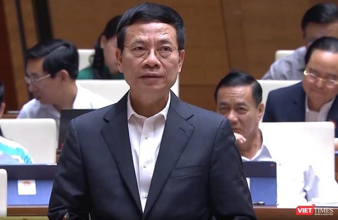 Bộ trưởng Nguyễn Mạnh Hùng đề xuất áp mức phạt đối với Facebook, Google dựa trên doanh thu ảnh 1