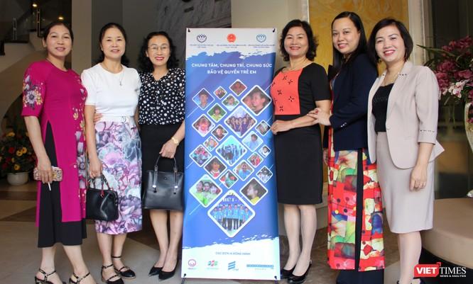 Quảng Ninh: Tập huấn nâng cao năng lực thực hiện quyền trẻ em ảnh 2