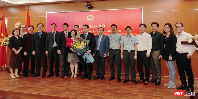 Ông Nguyễn Huy Dũng trở thành Thứ trưởng trẻ nhất Việt Nam ảnh 1