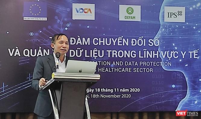 IPS: Rất cần cơ chế thí điểm để khai thác hiệu quả dữ liệu y tế do bệnh viện quản lý ảnh 2