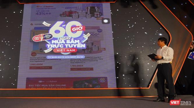 """60 giờ mua sắm trực tuyến Online Friday """"siêu sao siêu sale"""" ảnh 2"""