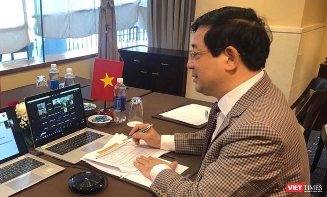 10 bài học từ chống dịch COVID-19 ngành y tế Việt Nam chia sẻ với quốc tế ảnh 1