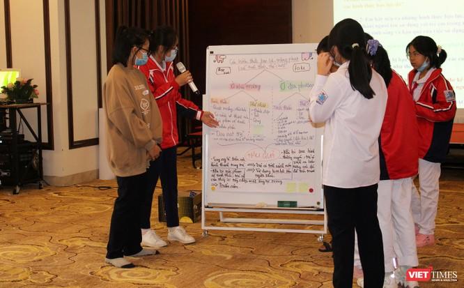70 học sinh Hạ Long được tập huấn kỹ năng phòng chống trừng phạt thể chất và tinh thần ảnh 1