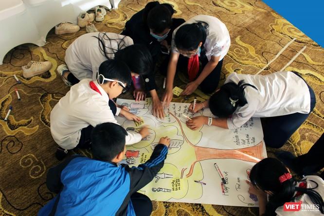 70 học sinh Hạ Long được tập huấn kỹ năng phòng chống trừng phạt thể chất và tinh thần ảnh 2