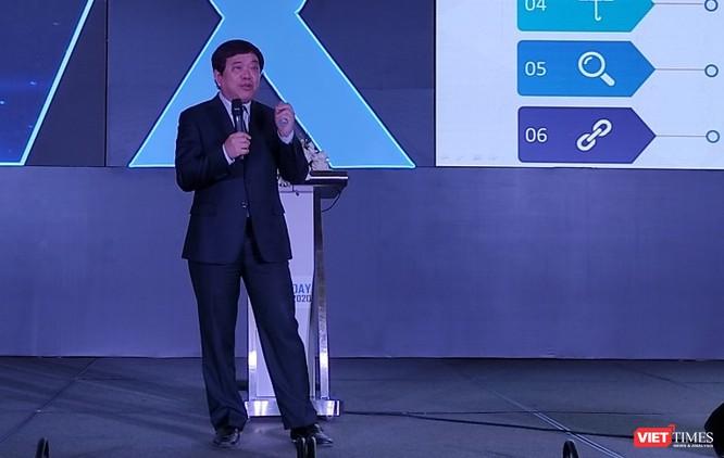GS.TS. Trần Thọ Đạt nêu 4 kịch bản phát triển kinh tế số ở Việt Nam ảnh 1