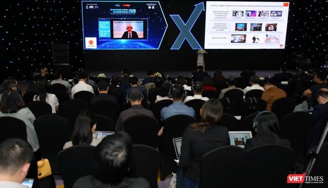 Sếp Huawei đưa ra 4 lời khuyên cho doanh nghiệp muốn chuyển đổi số ảnh 1