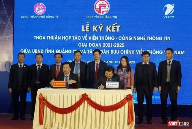 VNPT và Quảng Trị đẩy mạnh hợp tác để chuyển đổi số toàn diện ảnh 1