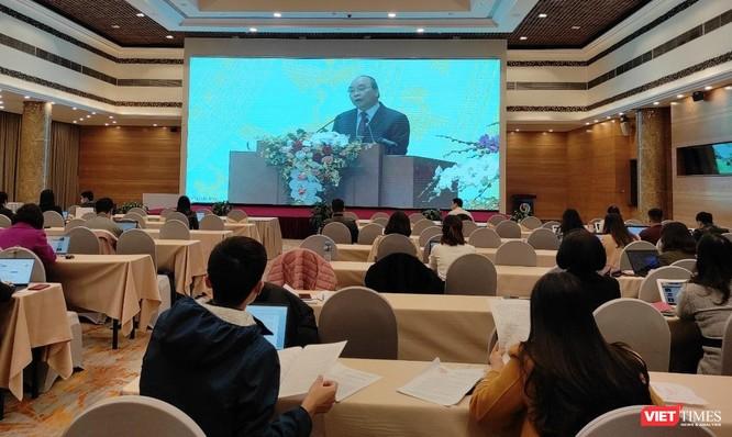 Thủ tướng Nguyễn Xuân Phúc: Kinh tế tư nhân ngày càng lớn mạnh, trở thành mũi nhọn tại một số ngành ảnh 1