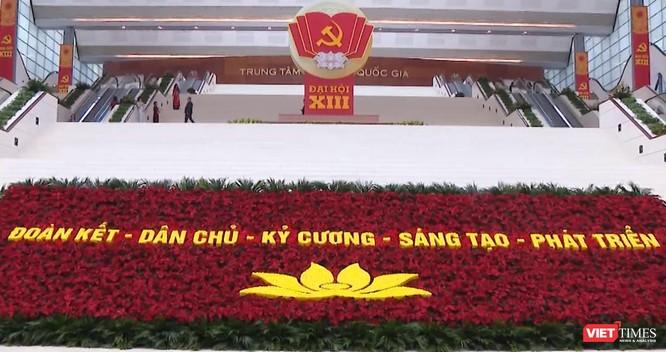 Đại hội Đảng XIII: Đổi mới niềm tin và khát vọng ảnh 1