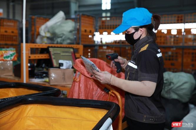Vietnam Post: Lượng bưu gửi tăng gấp đôi, có những ngày vượt trên con số 1 triệu ảnh 8