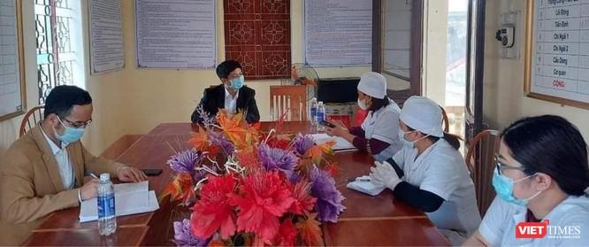 200.000 dân ở tâm dịch Chí Linh khám chữa bệnh như thế nào? ảnh 1