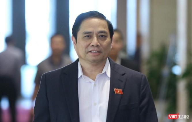 Tân Thủ tướng Phạm Minh Chính, ký ức một thời: Kỳ 2 - Tầm nhìn ảnh 1
