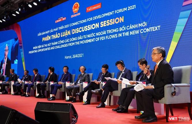Bộ trưởng Bùi Thanh Sơn: CMCN 4.0 đặt ra thách thức đối với thu hút FDI ảnh 3