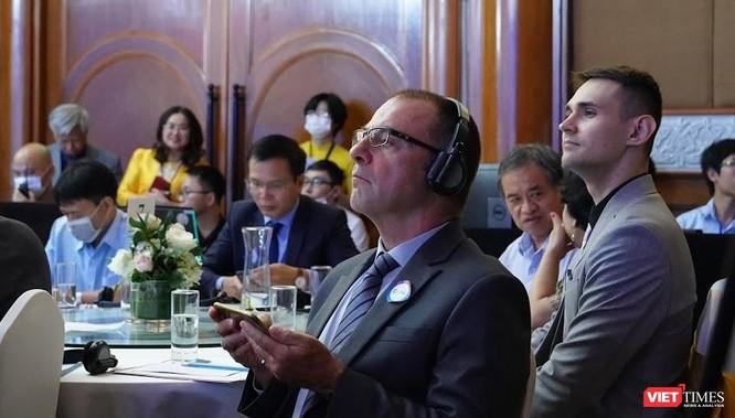 Bộ trưởng Bùi Thanh Sơn: CMCN 4.0 đặt ra thách thức đối với thu hút FDI ảnh 1