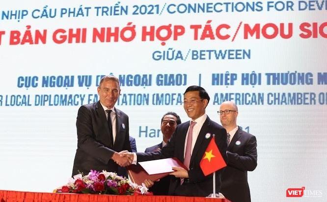 Bộ trưởng Bùi Thanh Sơn: CMCN 4.0 đặt ra thách thức đối với thu hút FDI ảnh 4