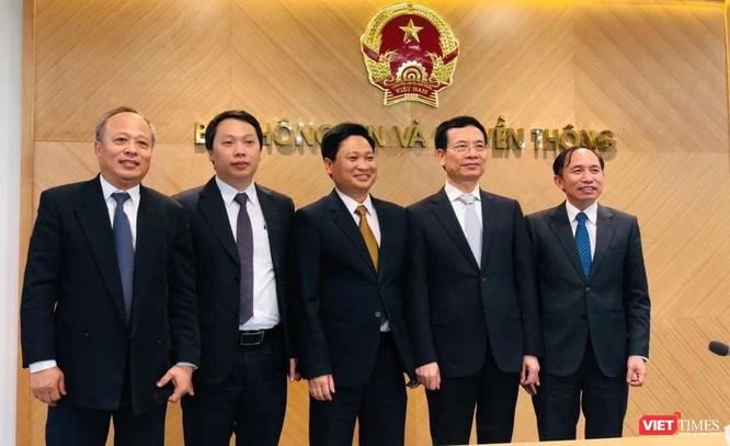 Ông Nguyễn Trọng Đường được giao trọng trách gây dựng vụ mới để phát triển kinh tế số ảnh 1