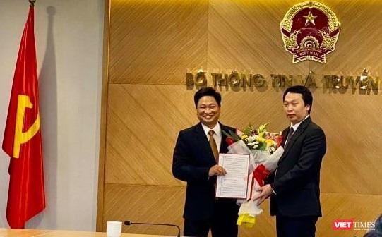 Ông Nguyễn Trọng Đường được giao trọng trách gây dựng vụ mới để phát triển kinh tế số ảnh 2
