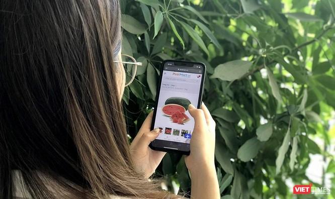 Nông dân chuyển đổi số chỉ với smartphone ảnh 1