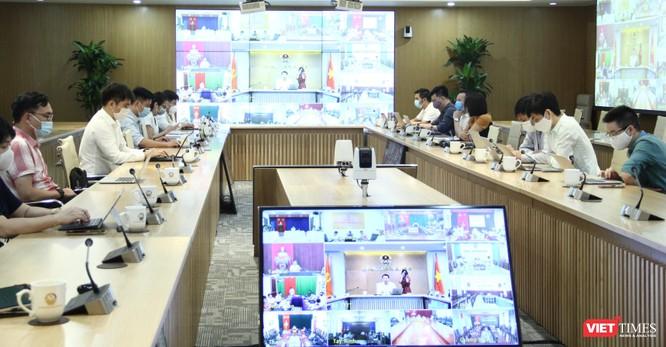 Đổi mới cách làm, huy động 60.000 DN công nghệ giải quyết vấn đề của quốc gia và địa phương ảnh 1