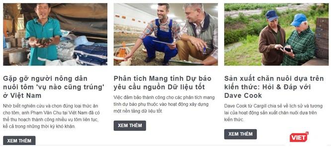 Ra mắt trang web Feeding Intelligence tiếng Việt hỗ trợ nông dân Việt Nam ảnh 1