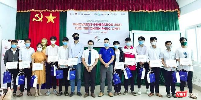 THPT Chuyên Lê Quý Đôn giành ngôi cao nhất cuộc thi Thế hệ sáng tạo 2021 với ứng dụng Deep Learning ảnh 1