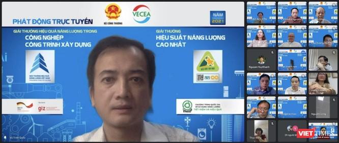 Bộ Công Thương phát động 3 giải thưởng về hiệu quả năng lượng năm 2021 ảnh 1
