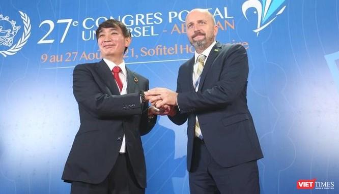 Việt Nam trúng cử thành viên Hội đồng Khai thác Bưu chính của UPU ảnh 1