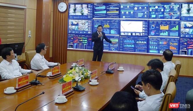 """Trung tâm IOC Bình Phước: """"Bộ não số"""" chống dịch COVID-19 tại địa phương ảnh 3"""