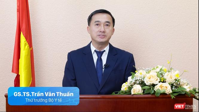 Livestream đàm thoại hàng tháng với chuyên gia ngành Y về tiêm chủng vaccine phòng COVID-19 ảnh 1