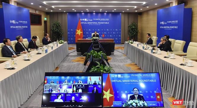 Thủ tướng Phạm Minh Chính: Người dân là trung tâm của chuyển đổi số ảnh 1