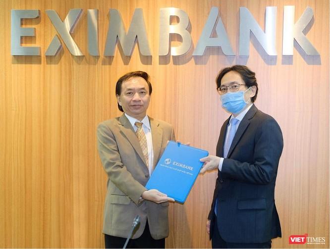 Xung quanh chiếc ghế Tổng Giám đốc Eximbank của ông Trần Tấn Lộc ảnh 1