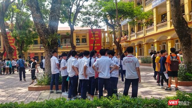 """Thí sinh dự thi vào lớp 10 tại Hà Nội: """"Không ngại ôn thi qua mạng"""" ảnh 2"""