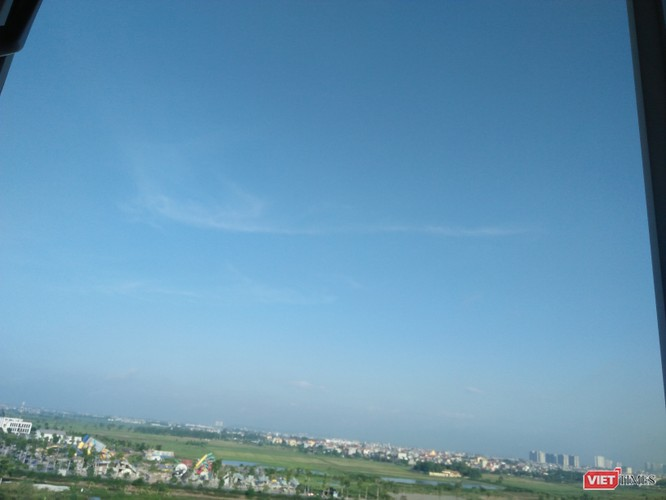 Mây kỳ ảo kể truyền thuyết gần lăng mộ Lạc Long Quân ảnh 2