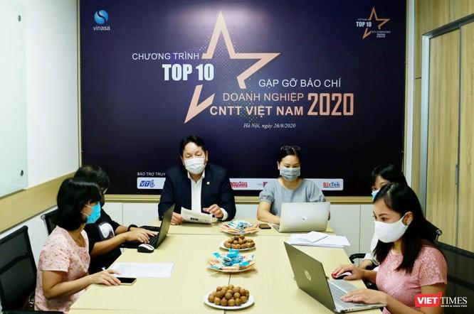 Top 10 doanh nghiệp ICT Việt Nam phải là lực lượng tiên phong của chuyển đổi số ảnh 1