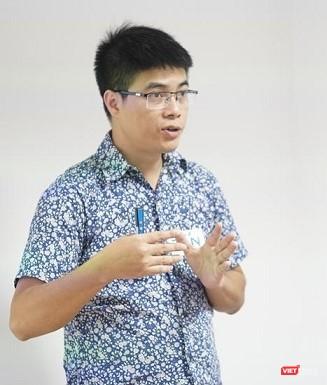 Ông Dương Trọng Tấn - Tổng Giám đốc Agilead Global.