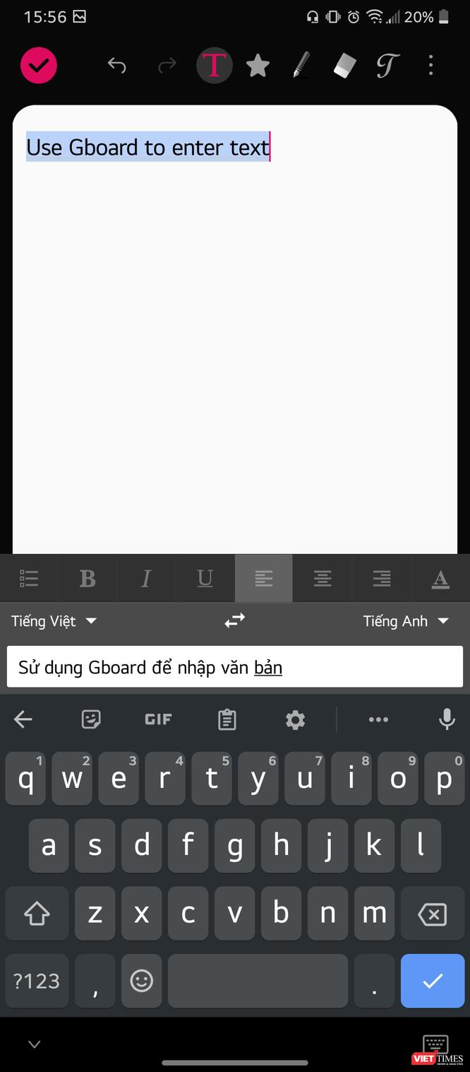 Làm thế nào để dịch trực tiếp khi gõ văn bản trên Android? ảnh 3